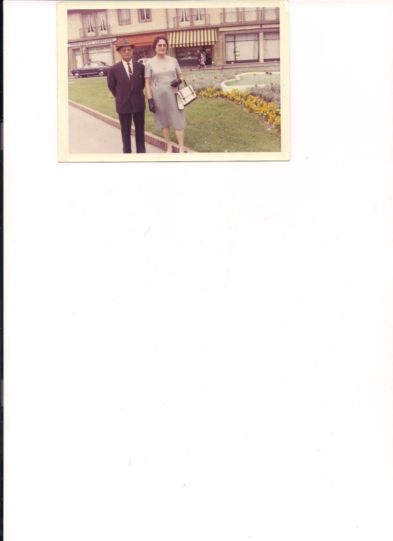 Pépé et Mémé en 1964 en Normandie Pypy_m10