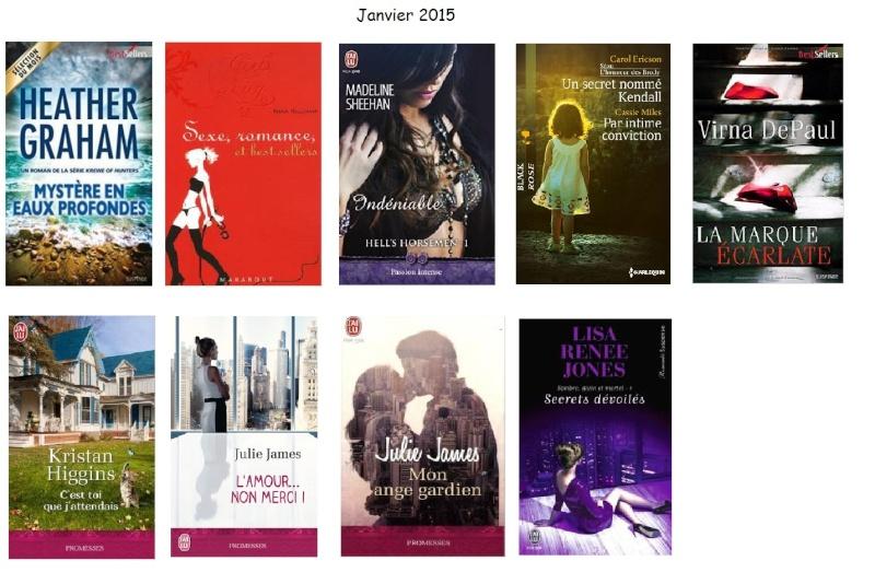 Carnet de lecture d'Aurekerve Janvie10