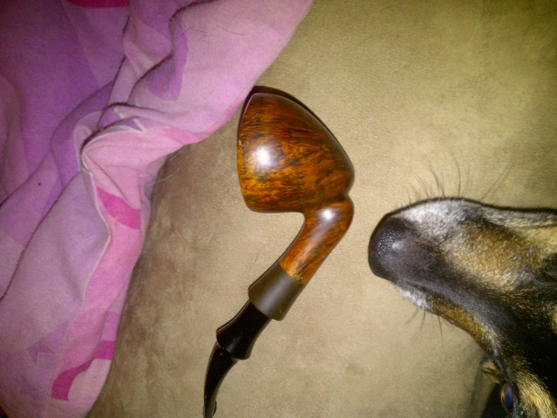 Testing posting pics of my favorite pipe Preben11