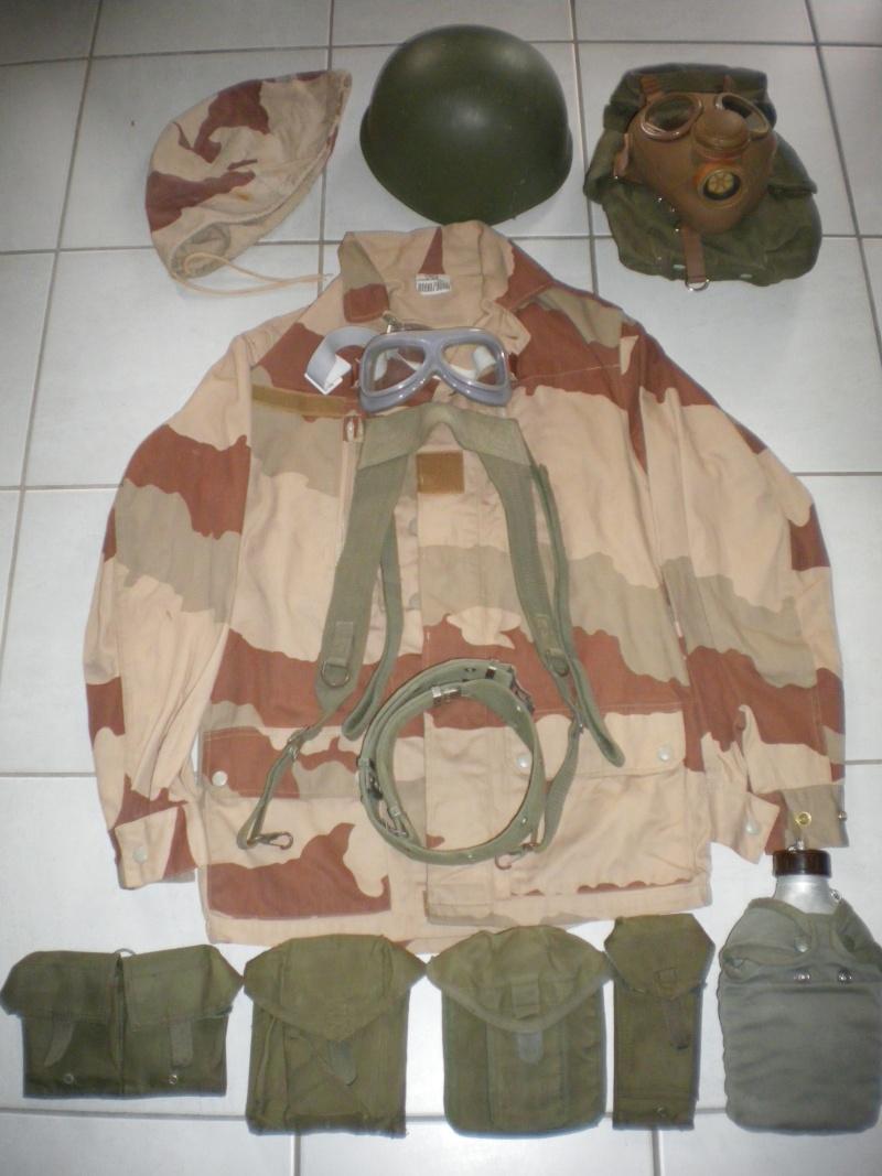 Debut de tenue Soldat français Imgp0230