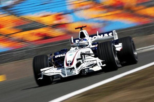 BMW Sauber F1 Team D07tur12