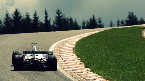BMW Sauber F1 Team F1-spa10