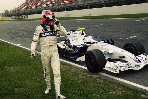 BMW Sauber F1 Team F1_bar11
