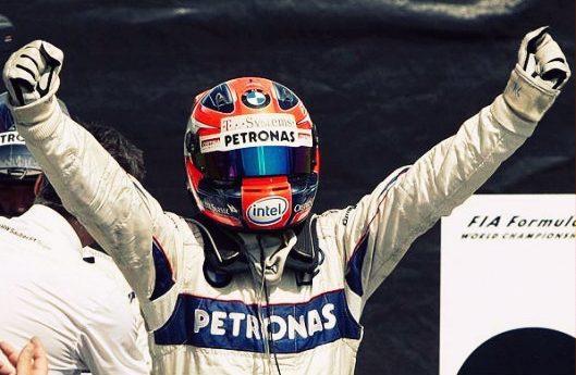 BMW Sauber F1 Team Kubica11