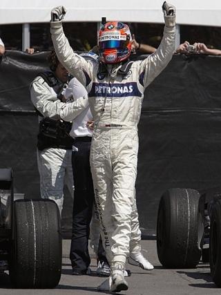 BMW Sauber F1 Team Robert12