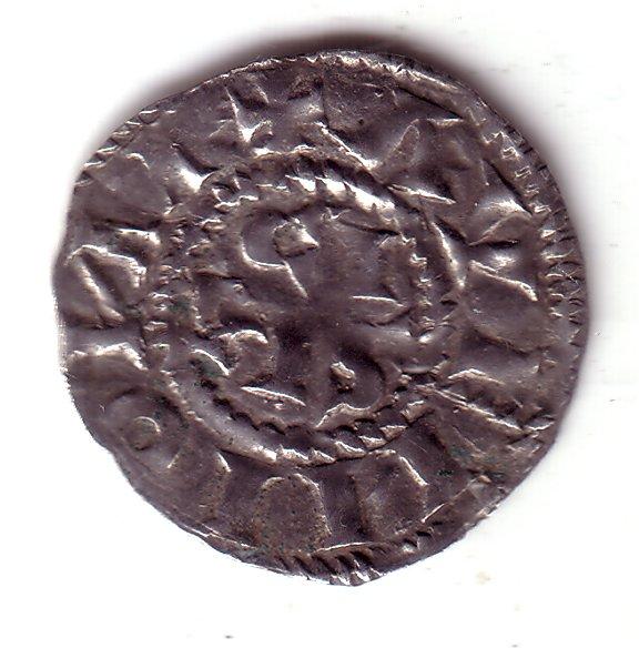 monnaie carolingienne Avenio11