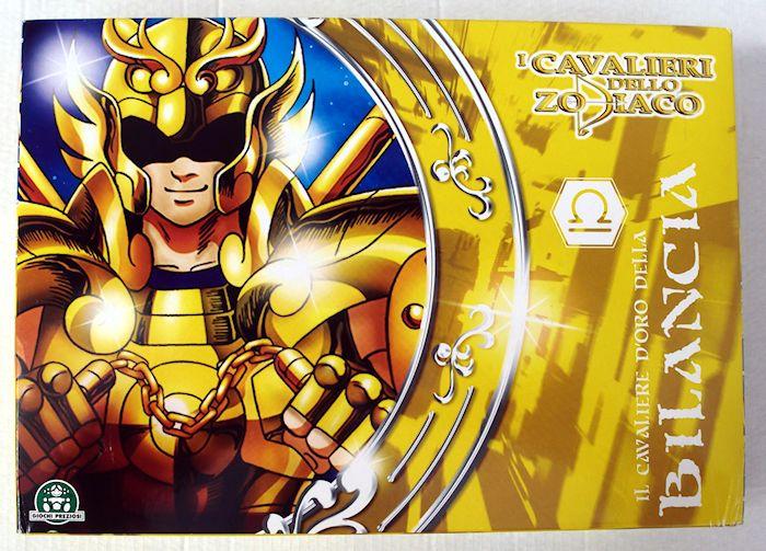 Libra edizione bandai giochi preziosi 2008 Bandai10