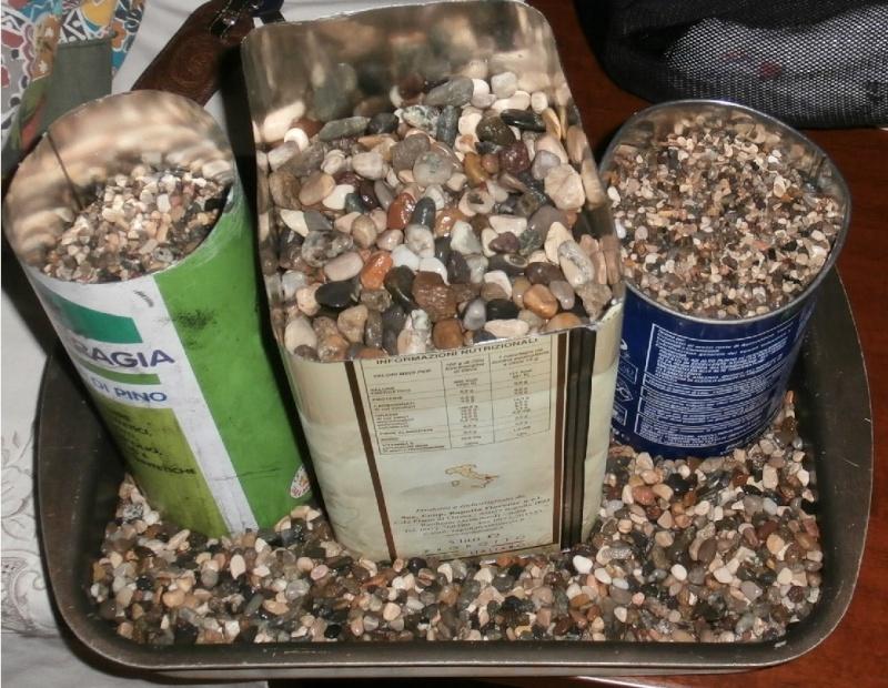 Lavaggio (e sterilizzazione?) terricci, inerti e attrezzi - Pagina 2 Ghiaia10