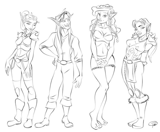 The Animated Crew Disney11