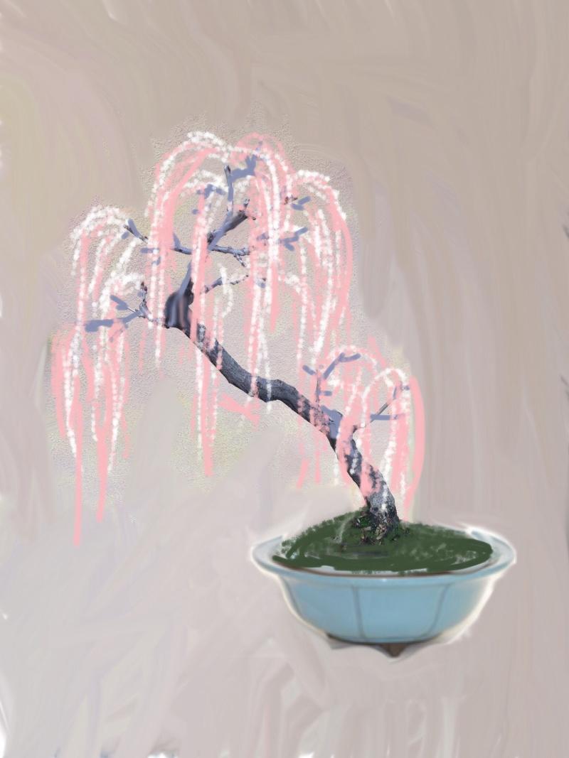 [W.I.P.] Glicine Floribunda Rosea Image37