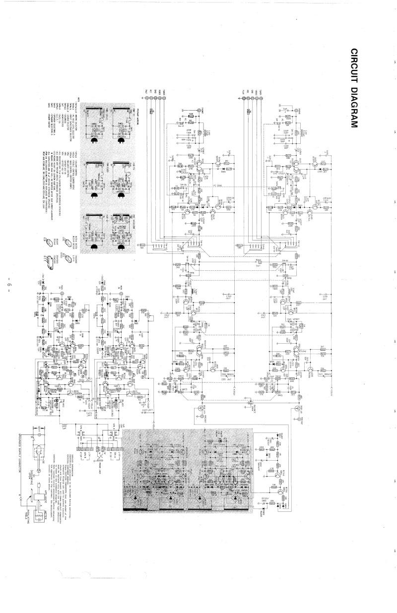 Schemi Elettrici Hi Fi : Amplificatore proton 520