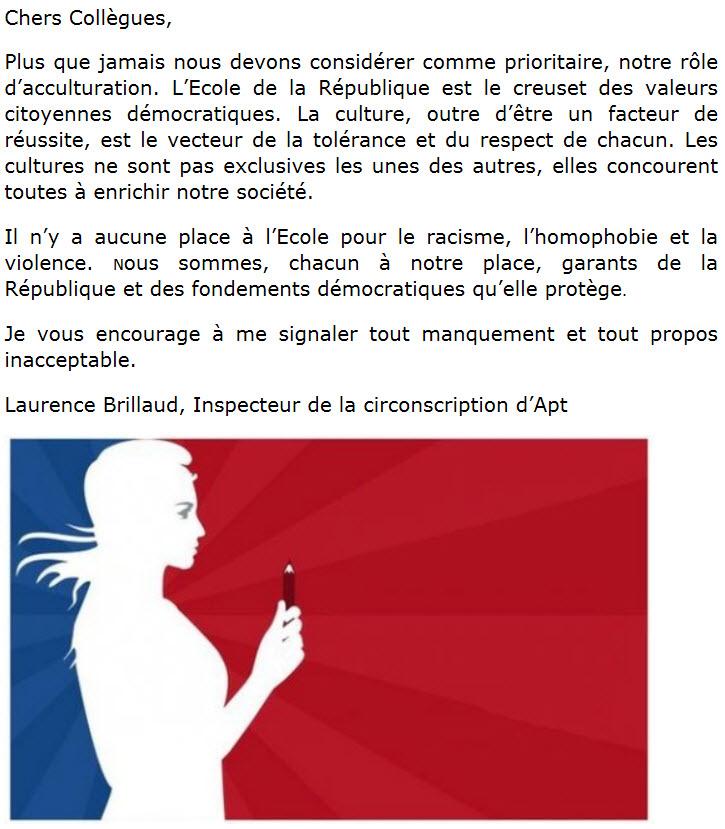 Rustrel (Vaucluse) : un directeur d'école suspendu. Jac11