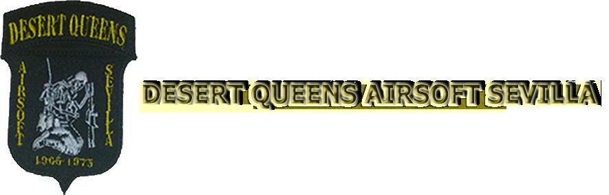 Desert Queens Airsoft Sevilla