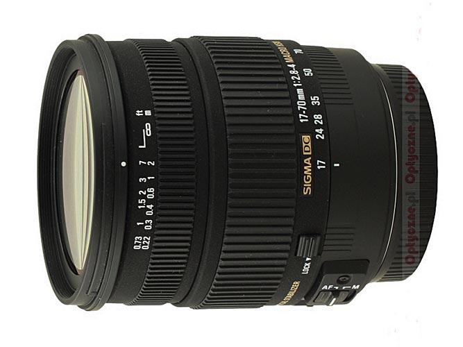 [VENDU] Sigma 17-70mm f/2.8-4 DC Macro OS HSM Lens for Nikon 250€ Sigma-10