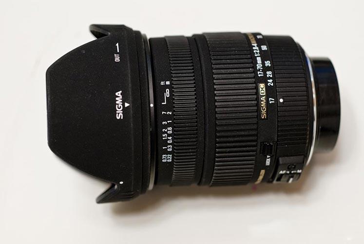 [VENDU] Sigma 17-70mm f/2.8-4 DC Macro OS HSM Lens for Nikon 250€ Sigma-11