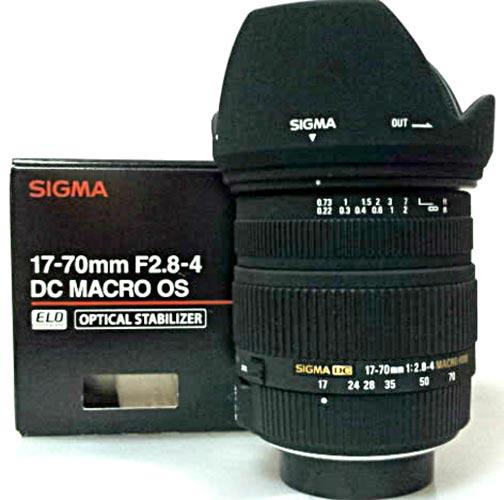 [VENDU] Sigma 17-70mm f/2.8-4 DC Macro OS HSM Lens for Nikon 250€ Sigma-12