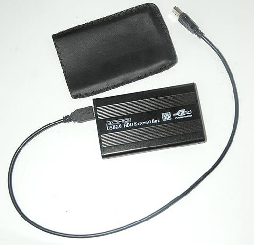 [VENDU]  Mini disque dur externe USB2, 40€ 110