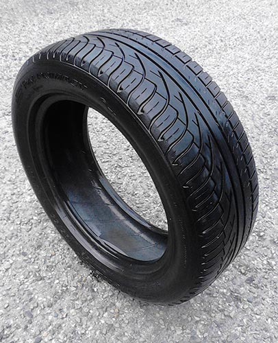 [VENDU] Un pneu, Michelin XSE 195 / 55 R15, 20% d'usure. 30€.  Michel10