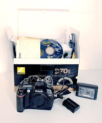 [VENDU] Nikon reflexe D70s (en panne) 50€ Nikond14