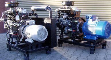 Generador/calefacción ITS Calef110