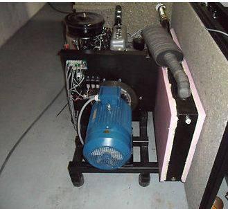 Generador/calefacción ITS Calef210