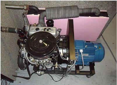 Generador/calefacción ITS Calef310