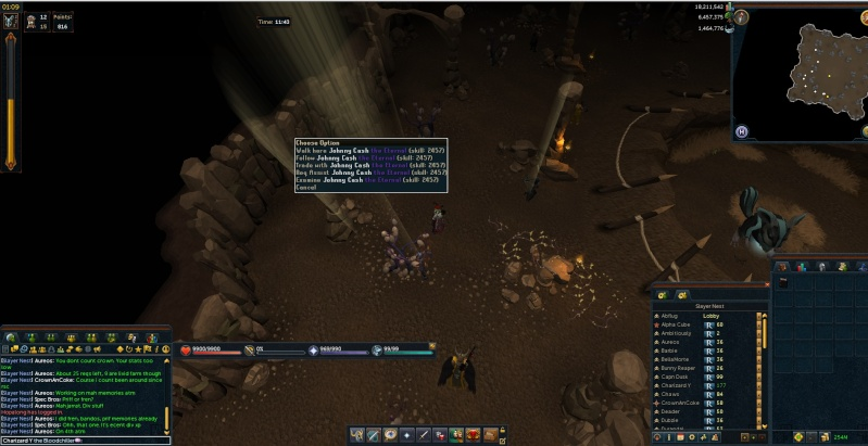 Celebrities on Runescape - Page 6 Johnny11