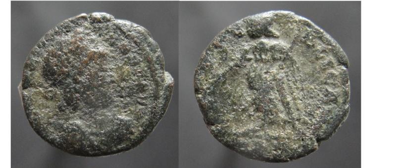 Bronze d'Hélène Pax Publica, fraction ou frappe locale ? Helene10