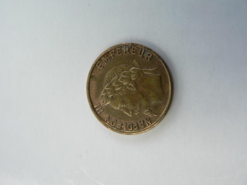 piece bizarre 20 francs dia 22mm poids 1,7g metal??merci a vous  P1110514