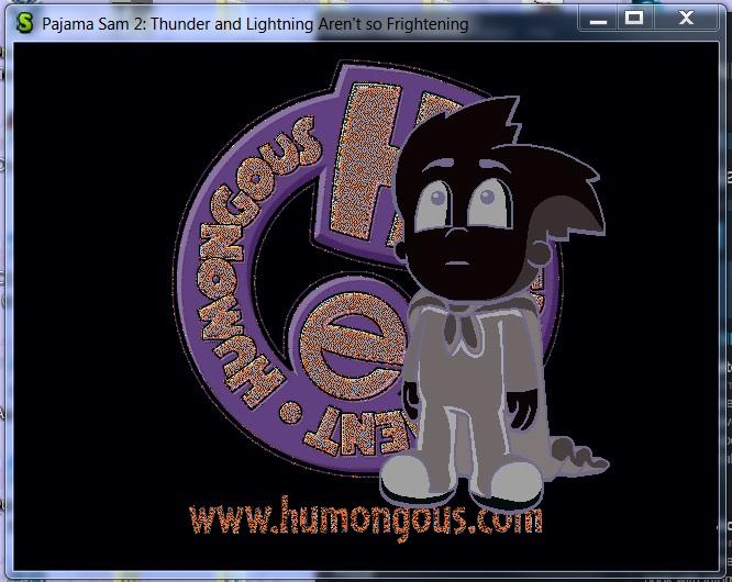 Humongous Entertainment logo room in ScummVM's Debugger 7057b510