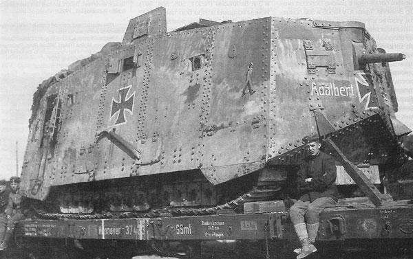 Pachyderme que j'en ai l'air... Tank1810