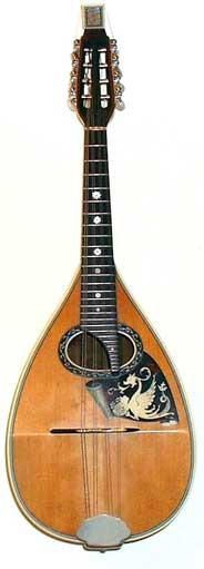 Mandoline baroque! 15537512