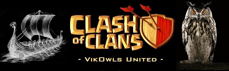 VikOwls United - Clash of Clans