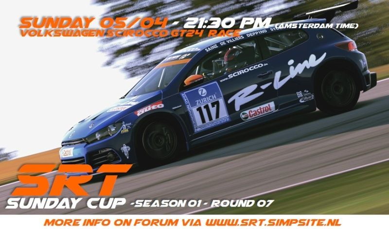 SRT SUNDAY CUP (SSC) - SEASON 01 - ROUND 07 - (CLOSED)   Scc_ro10