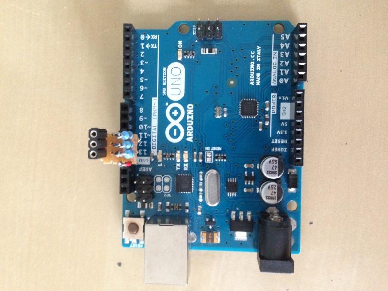 Savoir si son transistor est un NPN ou un PNP avec un arduino Photo_24
