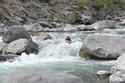 Faire de l'hydrospeed, nage en eaux-vives, dans les départements 04 et 05, 05600 Guillestre (Hautes-Alpes) Dsc_9911