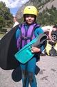 Faire de l'hydrospeed, nage en eaux-vives, dans les départements 04 et 05, 05600 Guillestre (Hautes-Alpes) Lucie_11