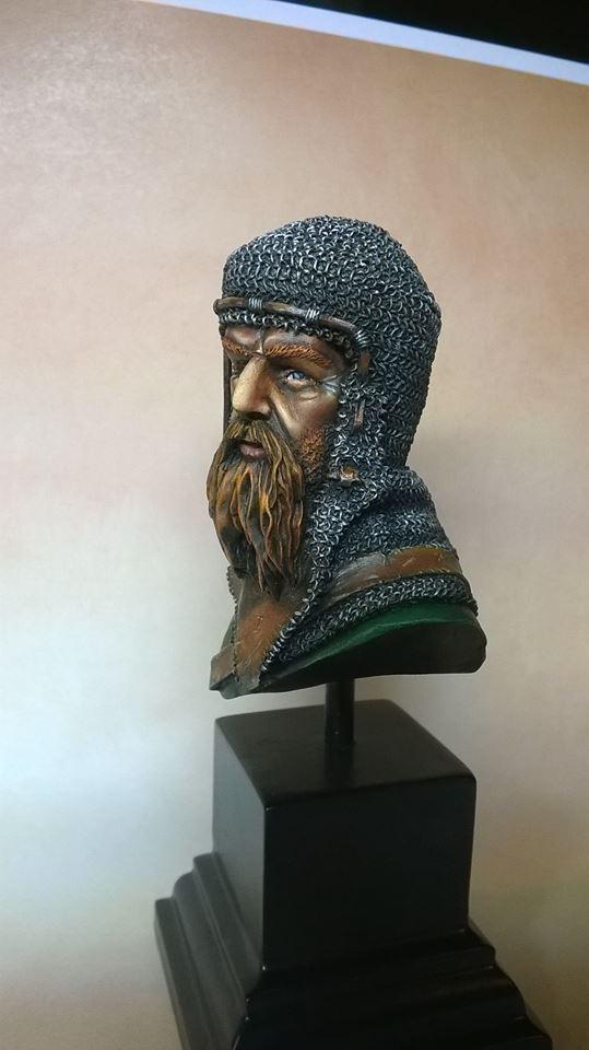 Buste de chevalier Cheval12