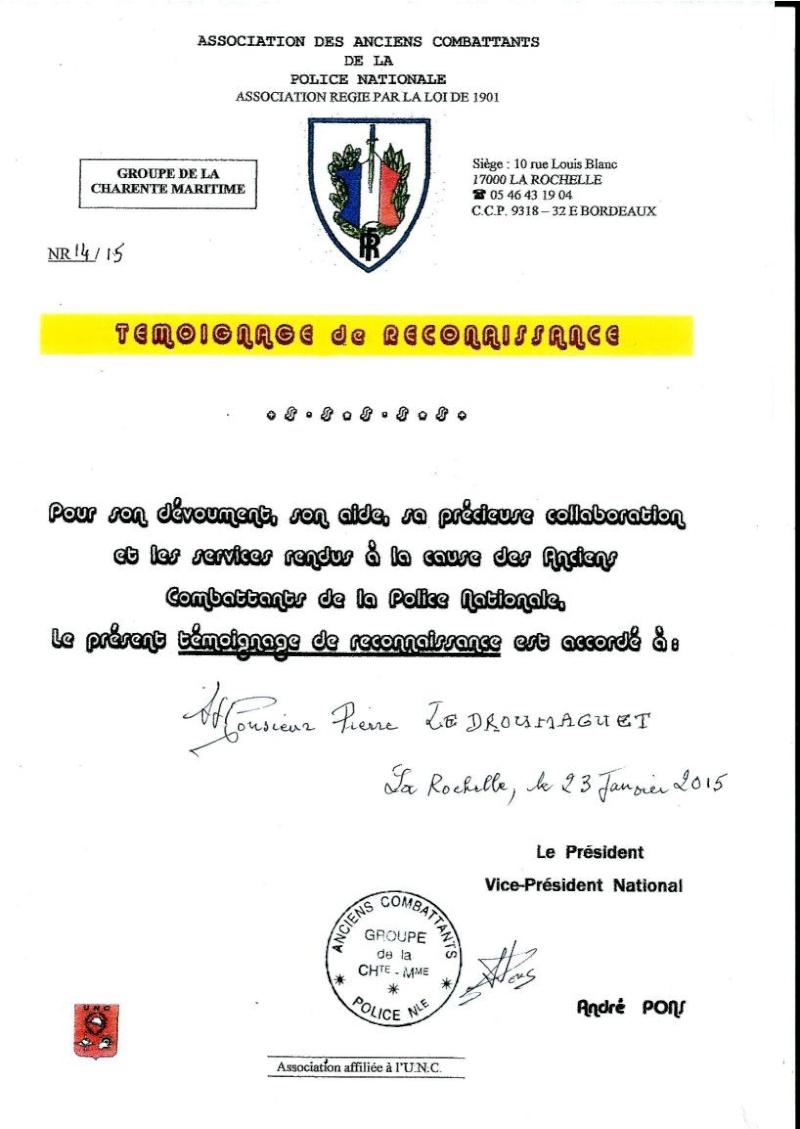 TEMOIGNAGE de reconnaissance à notre cammarade Le Droumaguet Hommag10