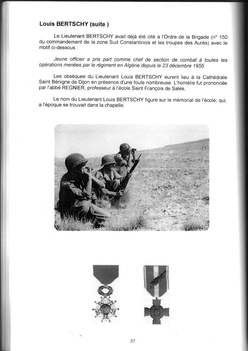 PARACHUTISTES du département de la COTE D'OR morts au champ d'honneur en Algérie Française Louis_12