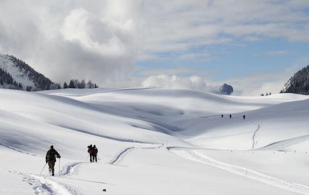 La section de Haute-Savoie de l'Union nationale des parachutistes a organisé, ce week-end, la 6e édition du Raid commando des Glières Unp_ha10