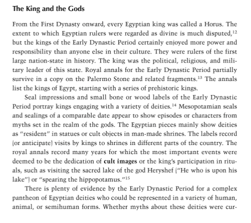 Egypt  Kings10