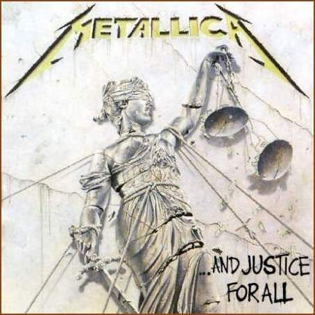 Metallica - ...And Justice for All (1988 - Japanese Release) + Bonustrack  And_ju10