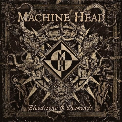 Machine Head - Bloodstone & Diamonds (2014) Cover35