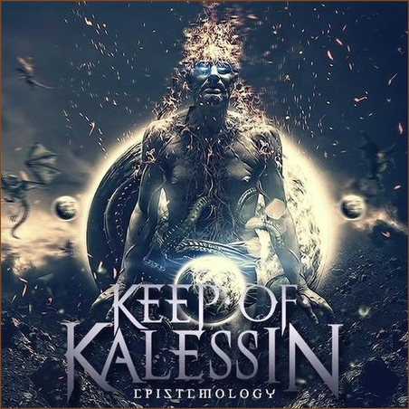 Keep of Kalessin - Epistemology (2015) [Limited Edition] Folder70