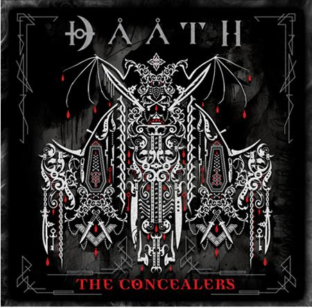 Daath - The Concealers  (2009) Portad36