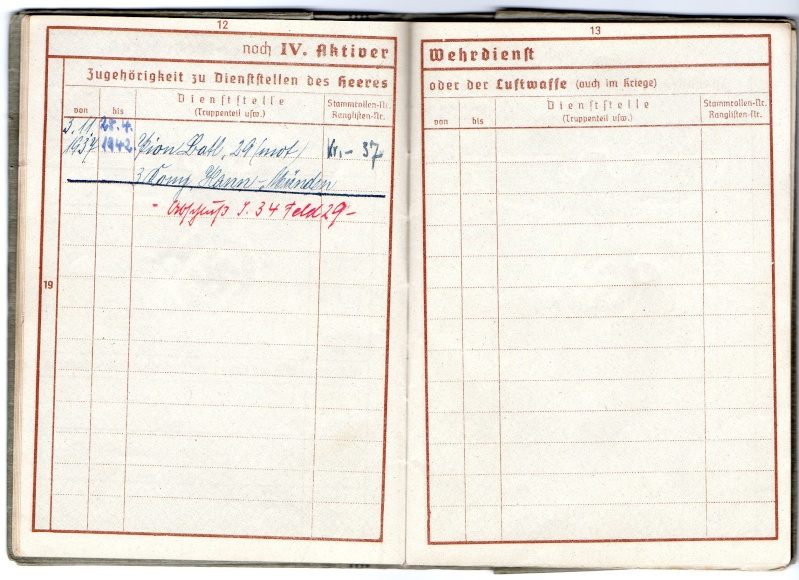 Vos livrets militaires allemands WWII (Soldbuch, Wehrpass..) / Heer-LW-KM-SS... - Page 2 Img03210
