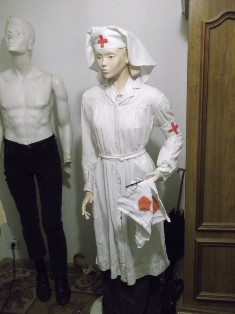 [1914-1918] Tenue d'infirmière Dscf9921