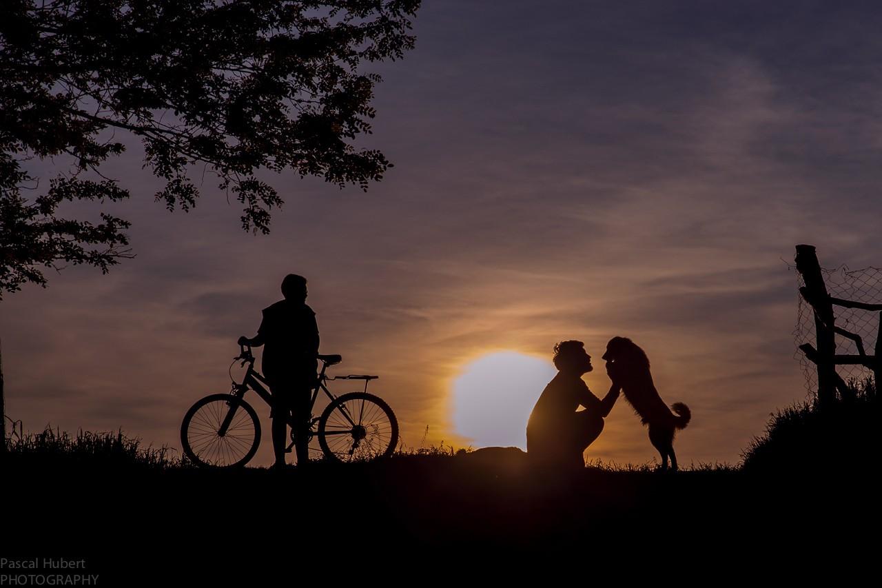 Coucher de soleil - silhouettes Sunset12