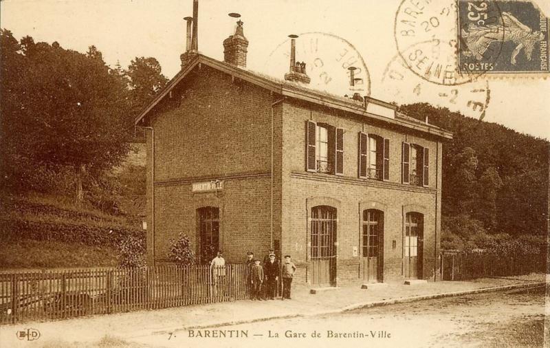 Barentin - Caudebec en caux Barent13